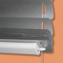 Koncovka s očkem pro spodní profil / spodní lištu žaluzie Climax