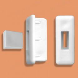 Zajištění pásky vytahování žaluzie - bílé