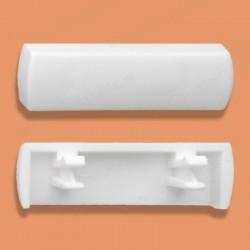 Krytka odvodňovacích otvorů v rámech plastových oken - okapnička - zátka - špunt - záslepka