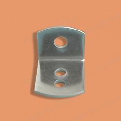 Úhelník pro spodní uchycení vodící struny žaluzie