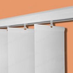Ramínko látkových lamel vertikálních žaluzií pro látkové lamely šířky 127 mm