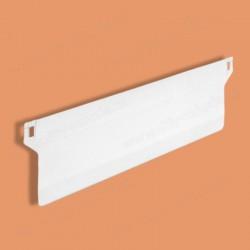 Závaží látkových lamel vertikálních žaluzií pro látkové lamely šířky 127 mm